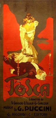 Picture of TOSCA  (1976)  * with switchable English subtitles *