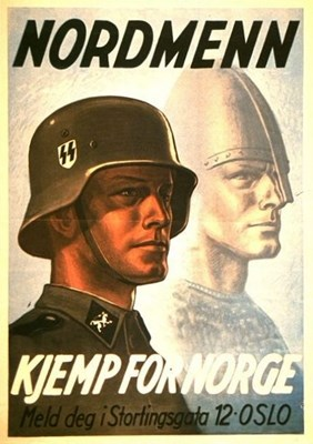 Picture of BATTLE FOR NORWAY (Kampf um Norwegen) (1940)  *in German, or in German with English or Norwegian subtitles*