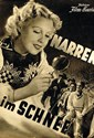 Picture of NARREN IM SCHNEE  (1938)  ** IMPROVED PICTURE QUALITY **