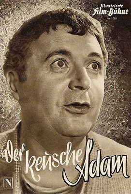 Picture of DER KEUSCHE ADAM  (1950)
