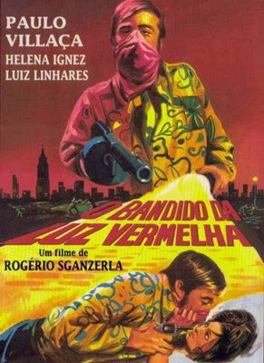 Picture of THE RED LIGHT BANDIT  (1968)  * with switchable English subtitles *