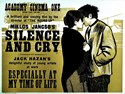 Bild von SILENCE AND CRY  (1968)  * with hard-encoded English and switchable Spanish subtitles *