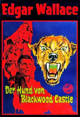 Picture of DER HUND VON BLACKWOOD CASTLE  (1968)  * with switchable English subtitles *