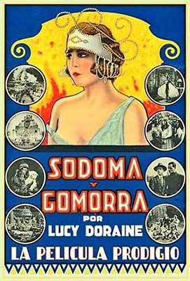 Bild von SODOM UND GOMORRHA  (1922)  * with switchable English subtitles *