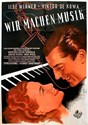 Picture of WIR MACHEN MUSIK (We Make Music) (1942)  * with switchable English subtitles *