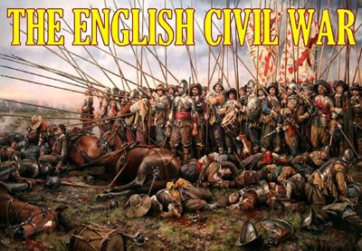 Picture of 2 DVD SET:  THE ENGLISH CIVIL WAR