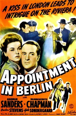 Picture of APPOINTMENT IN BERLIN  (1943)