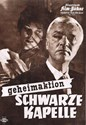 Picture of GEHEIMAKTION SCHWARZE KAPELLE  (The Black Chapel) (1959) * with switchable English subtitles *