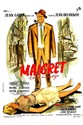 Picture of MAIGRET SETS A TRAP  (1958)  * with switchable English subtitles *