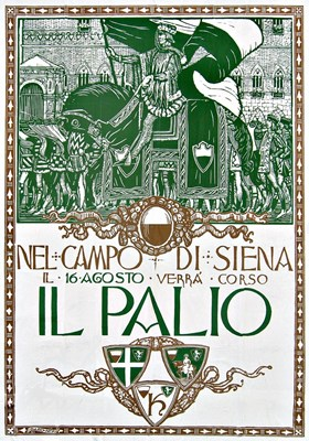 Picture of PALIO  (1932)  * with switchable English subtitles *