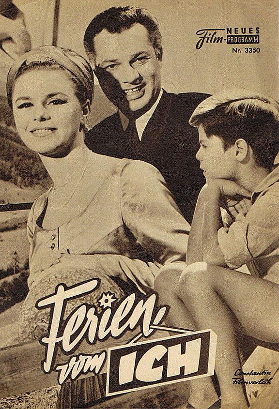 Ferien Vom Ich 1963