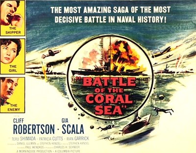 Picture of BATTLE OF THE CORAL SEA  (1959)