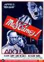 Bild von APRES MEIN KAMPF - MES CRIMES (My Crimes After Mein Kampf) (1940) * with switchable English subtitles *