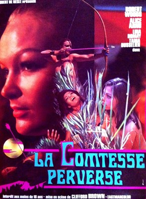 Bild von LA COMTESSE PERVERSE  (1974) * with switchable English and German subtitles *