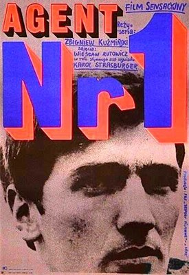 Picture of AGENT NR. 1  (1972)  * with switchable English subtitles *