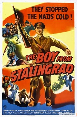 Picture of THE BOY FROM STALINGRAD  (1943)
