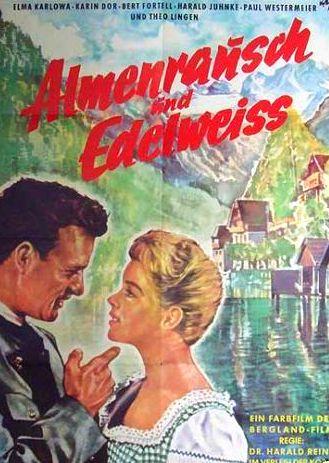 Almenrausch Und Edelweiss 1957