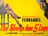 Picture of THE SHEEP HAS FIVE LEGS  ( Le Mouton à cinq pattes)  (1954) * with switchable English subtitles *