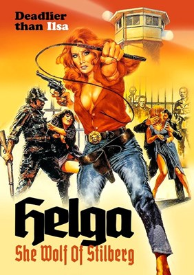 Picture of HELGA, SHE WOLF OF SPILBERG  (1978)  * with switchable Dutch subtitles *