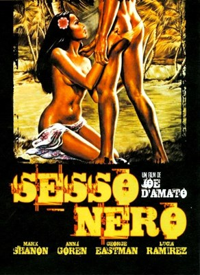 Picture of SESSO NERO  (1980) * with switchable English subtitles *