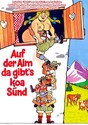 Picture of BOTTOMS UP, BAVARIAN STYLE (Auf der Alm, da gibt's koa Sünd) (1974)