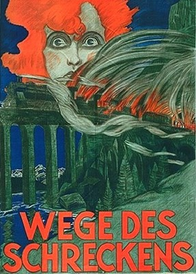 Picture of LABYRINTH DES GRAUENS (Wege des Schreckens) (Labyrinth of Horror) (1921)  * with switchable English and Spanish subtitles *