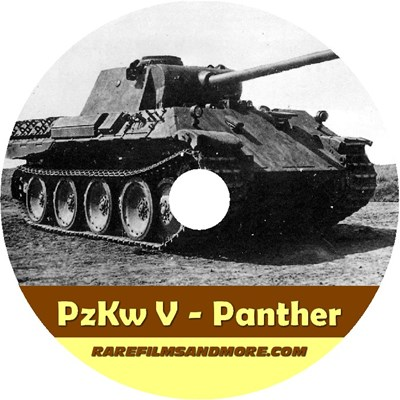 Bild von PZKW V - PANTHER TANK & INFANTRY WEAPONS OF WWII