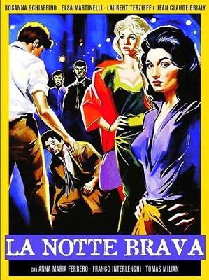 Picture of THE BIG NIGHT  (La Notte brava)  (1959)   * with switchable English subtitles *