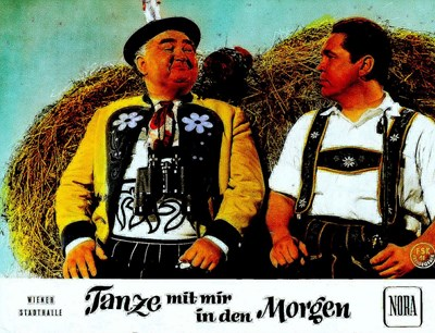 Picture of TANZE MIT MIR IN DEN MORGEN  (1962)