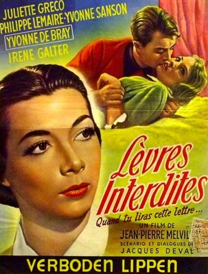 Picture of WHEN YOU READ THIS LETTER (Quand tu liras cette lettre) (1953)  * with switchable English subtitles *
