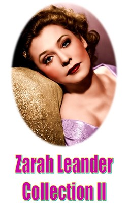 Picture of THE ZARAH LEANDER COLLECTION  II * with switchable English subtitles *