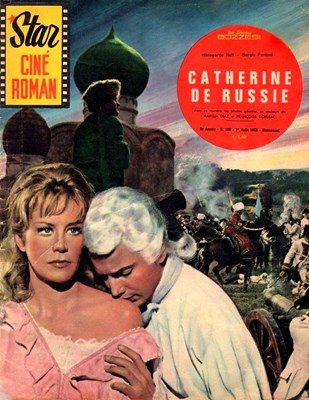 Picture of CATHERINE OF RUSSIA  (1963)  * with switchable English and French subtitles *