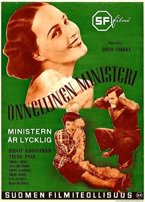 Bild von THE HAPPY MINISTER  (1941)  * with switchable English subtitles *