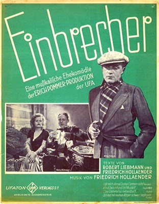 Picture of EINBRECHER (Murder for Sale) (1930)  * with switchable English subtitles *