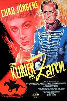 Picture of DER KURIER DES ZAREN (Michael Strogoff) (1956)  * with switchable English subtitles *