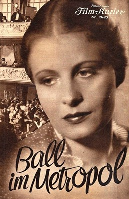 Picture of BALL IM METROPOL  (1937)