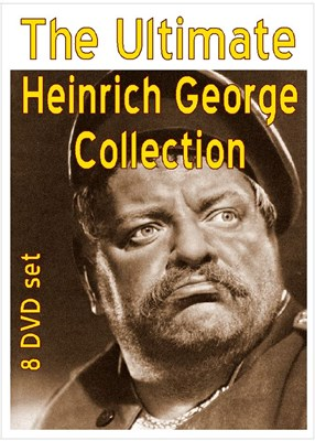 Picture of THE ULTIMATE HEINRICH GEORGE COLLECTION  * with English subtitles *