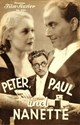 Picture of PETER, PAUL UND NANETTE  (1935)