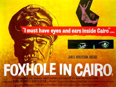 Picture of FOXHOLE IN CAIRO  (1960)