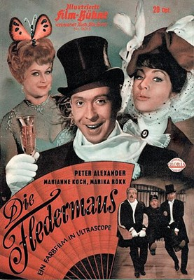 Picture of DIE FLEDERMAUS  (1962)