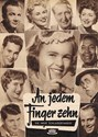 Picture of AN JEDEM FINGER ZEHN  (1954)