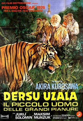 Picture of DERSU UZALA  (1975)  * with switchable English, German and Spanish subtitles *  *IMPROVED VIDEO *
