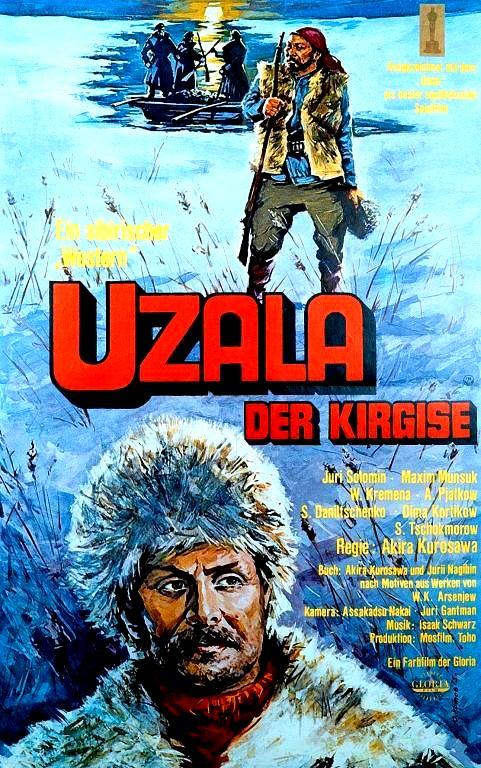 RAREFILMSANDMORE.COM. DERSU UZALA (1975) * with switchable