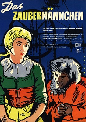 Picture of RUMPELSTILTSKIN AND THE GOLDEN SECRET (Das Zaubermännchen) (1960)  * with switchable English and German subtitles *