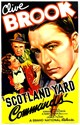 Bild von SCOTLAND YARD COMMANDS (Lonely Road) (1936)