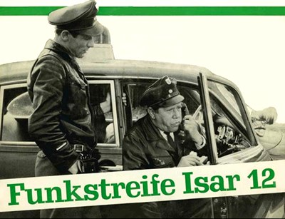 Picture of 2 DVD SET:  FUNKSTREIFE ISAR 12  (Season 1 - 1961)