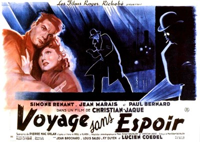 Bild von VOYAGE WITHOUT HOPE  (1943)  * with switchable English and Spanish subtitles *