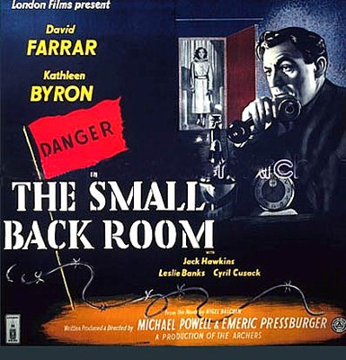 Picture of THE SMALL BACK ROOM  (1949)
