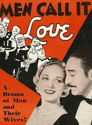 Bild von MEN CALL IT LOVE  (1931)