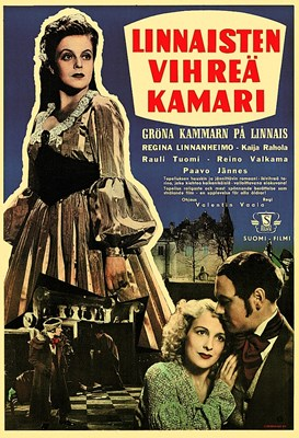 Picture of THE GREEN CHAMBER OF LINNAIS  (1945)  * with switchable English subtitles *
